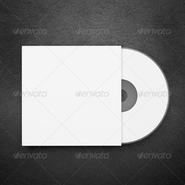 GraphicRiver DVD Optical Drive 7414965