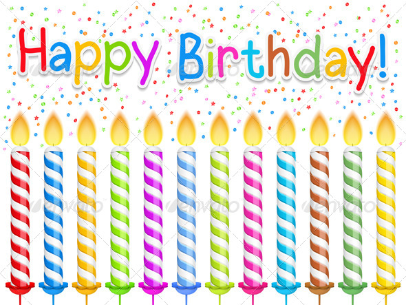 GraphicRiver Happy Birthday 7416267