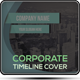 Corporate Facebook Timeline - GraphicRiver Item for Sale