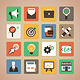 Marketing Icons - GraphicRiver Item for Sale