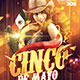 Cinco De Mayo 2014 - GraphicRiver Item for Sale