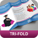 School Promotion Tri-Fold Brochure Vol 1 - GraphicRiver Item for Sale