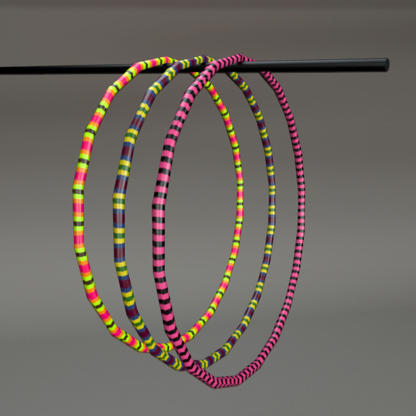 3DOcean Hula Hoop 7420426