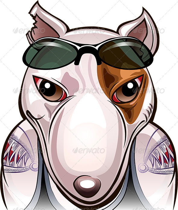 GraphicRiver Mob Terrier 7420876