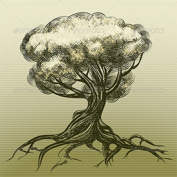 GraphicRiver The Tree 7420883