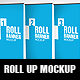 Roll Up Banner Mockup - GraphicRiver Item for Sale