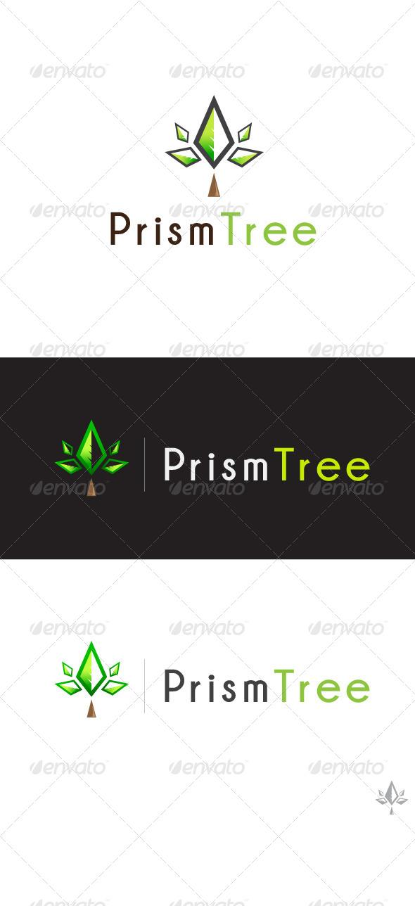GraphicRiver PrismTree Logo 7420913