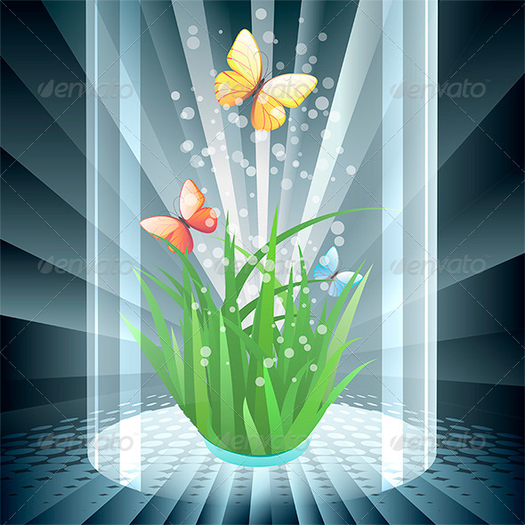 GraphicRiver Biotechnology 7421021