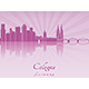 Cologne Skyline - GraphicRiver Item for Sale