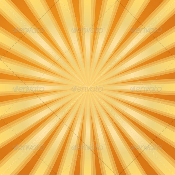 GraphicRiver Sunburst Radial background 7422673