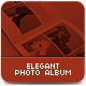 Elegant Photo Album A4 + Letter - GraphicRiver Item for Sale