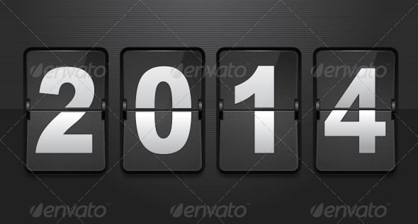 GraphicRiver Year 2014 7423057