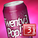 Vector Fizzy Drink (Soda) Can - GraphicRiver Item for Sale