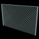 Chain Link Fence (part,module) low poly 3D Model - 3DOcean Item for Sale