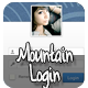 Mountain Login - CodeCanyon Item for Sale