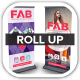 Fab Fashion Roll Up Banners - GraphicRiver Item for Sale