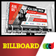 Concert Billboard 1 - GraphicRiver Item for Sale