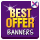 Discount Sale Banners  - GraphicRiver Item for Sale