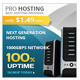 Hosting Banner - GraphicRiver Item for Sale