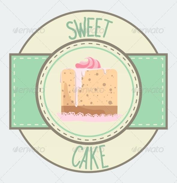GraphicRiver Cupcake Poster 7430647