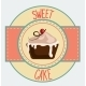 Cupcake Poster - GraphicRiver Item for Sale