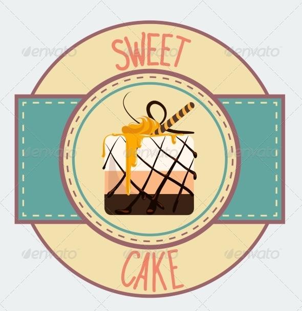 GraphicRiver Cupcake Poster 7430661