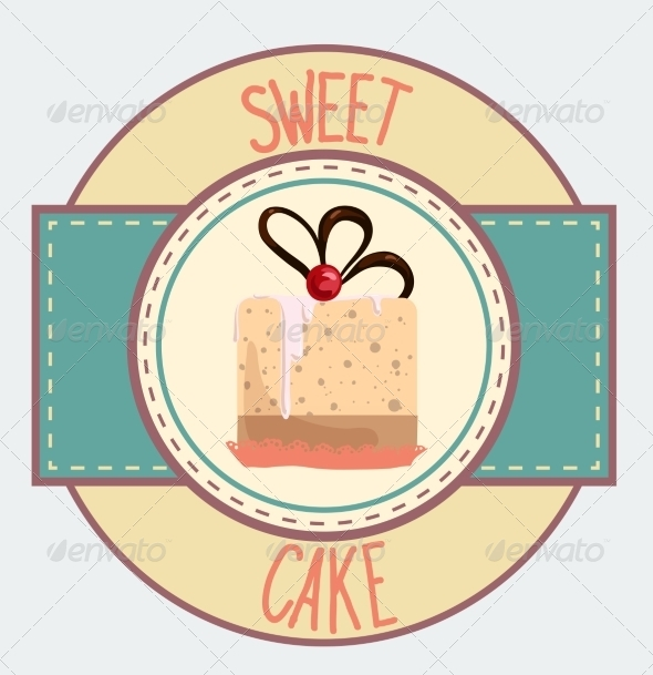 GraphicRiver Cupcake Poster 7430662