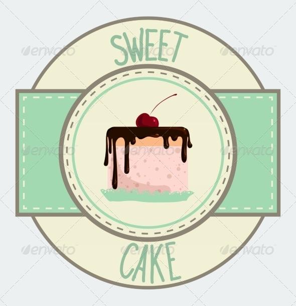 GraphicRiver Cupcake Poster 7430664