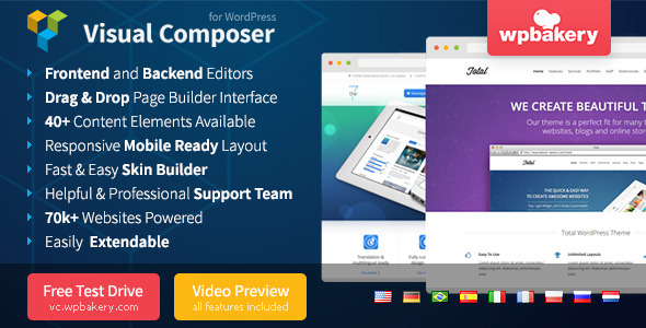Visual Composer: Page Builder for WordPress Evolve - Multipurpose WordPress Theme Nulled Free Download Evolve – Multipurpose WordPress Theme Nulled Free Download preview 4
