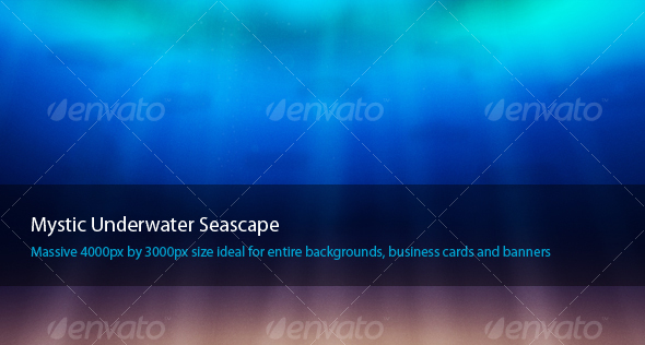 GraphicRiver Mystical Underwater Seascape 31560