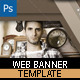 Web Banner Template - GraphicRiver Item for Sale