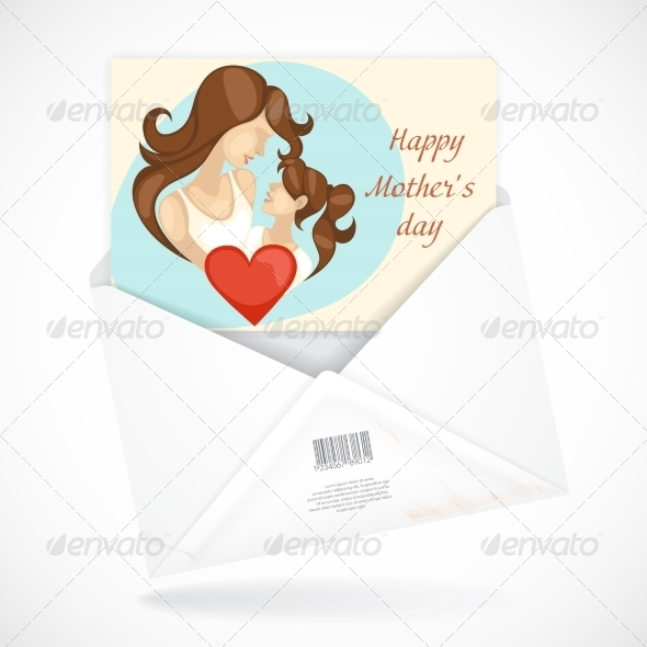 GraphicRiver Happy Mother's Day 7436430
