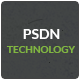 Psdn - Colorful Responsive Landing Page - ThemeForest Item for Sale