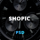 Shopic#1 - OpenCart PSD Template - ThemeForest Item for Sale