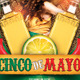 Cinco De Mayo Flyer Template V2 - GraphicRiver Item for Sale