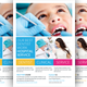 Dental Care Flyer Template - GraphicRiver Item for Sale