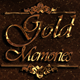 Gold Memories Photo Gallery - VideoHive Item for Sale