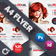 Beauty Saloon Flyer Templates - GraphicRiver Item for Sale