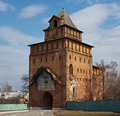 Pyatnitskie Gates of Kolomna Kremlin - PhotoDune Item for Sale