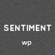 Sentiment - Retina Responsive Multi-Purpose Theme