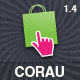 Corau - Fashion Responsive Prestashop Theme - ThemeForest Item for Sale