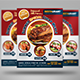 Restaurant Flyer 3 Colors - GraphicRiver Item for Sale
