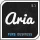 Aria - Pure Business Theme - ThemeForest Item for Sale