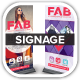Fab Fashion Sale Signage Pack - GraphicRiver Item for Sale