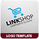 Link Shop Logo Template - GraphicRiver Item for Sale