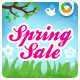 Spring Sale Banner Set - GraphicRiver Item for Sale