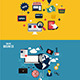 Icons for Online Business and Online Shopping - GraphicRiver Item for Sale