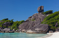rock Sail on Similan, Thailand - PhotoDune Item for Sale