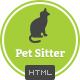 PetSitter - Responsive HTML5/CSS3 Template - ThemeForest Item for Sale