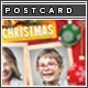 Family Christmas Postcard Template - GraphicRiver Item for Sale